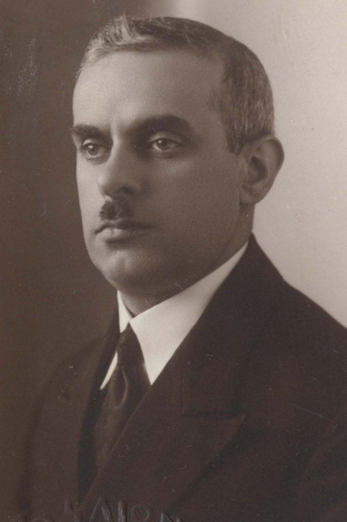 Fabiusz Margulies (State Archive in Płock, Files of the town of Płock, sign. 23022), source: JewishPlock.eu