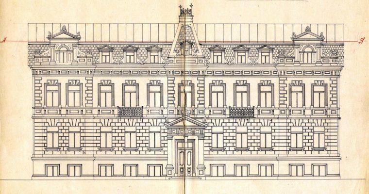 The history of the house at 28 Kolegialna Street in Płock