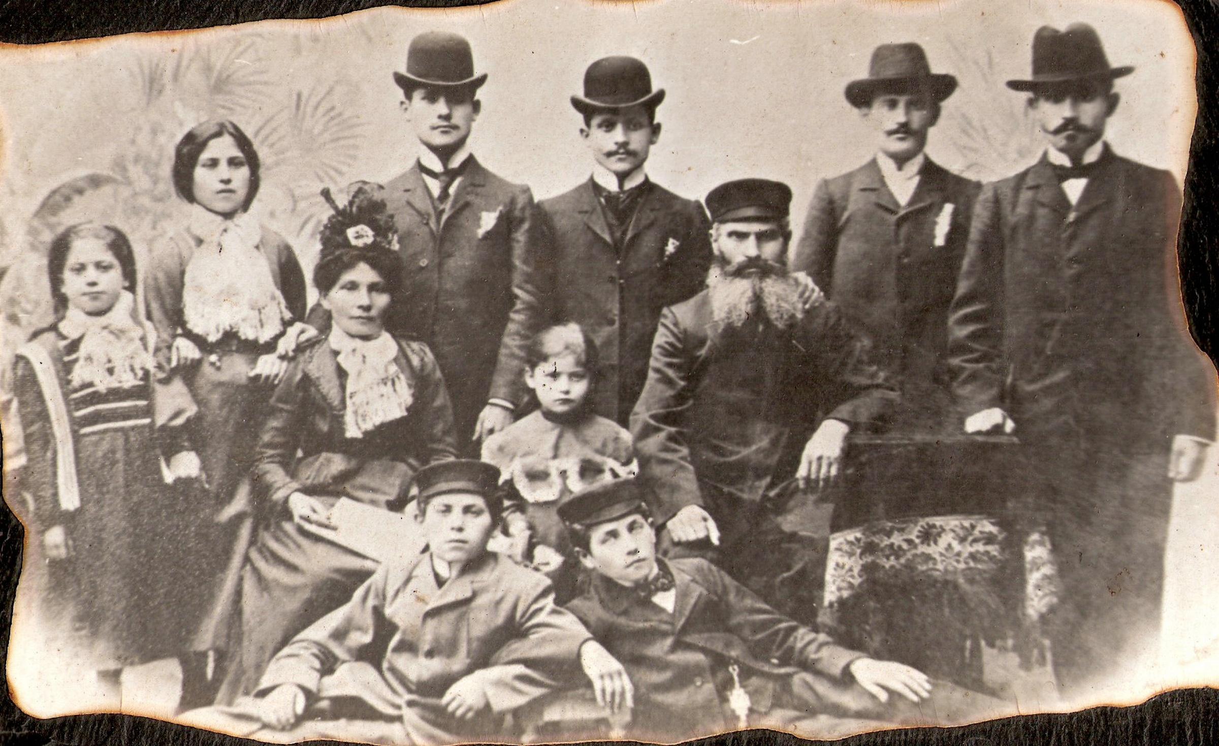 The Koryto family, Jewish Plock