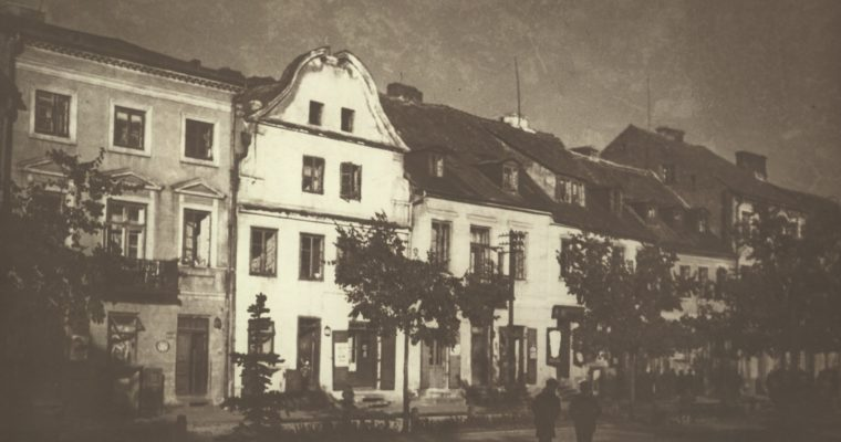 The tenement house at 17 Old Market Square