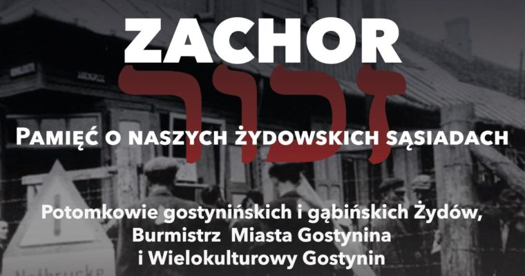 March commemorating Gostynin Jews and unveiling of a plaque dedicated to Józefa Gierblińska