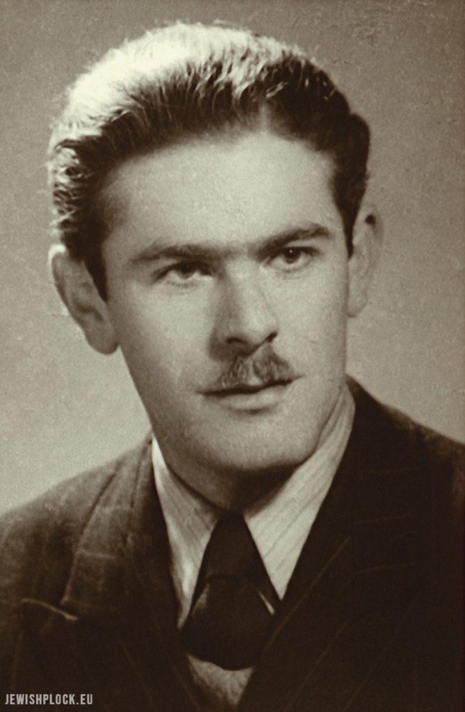 Adam Neuman-Nowicki, zdjęcie z archiwum rodzinnego Anat Alperin