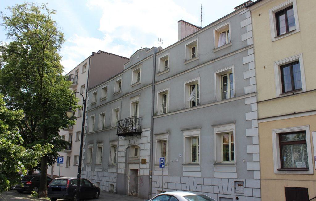 Kamienica przy ulicy Kwiatka 11 (fot. P. Dąbrowski), JewishPlock.eu
