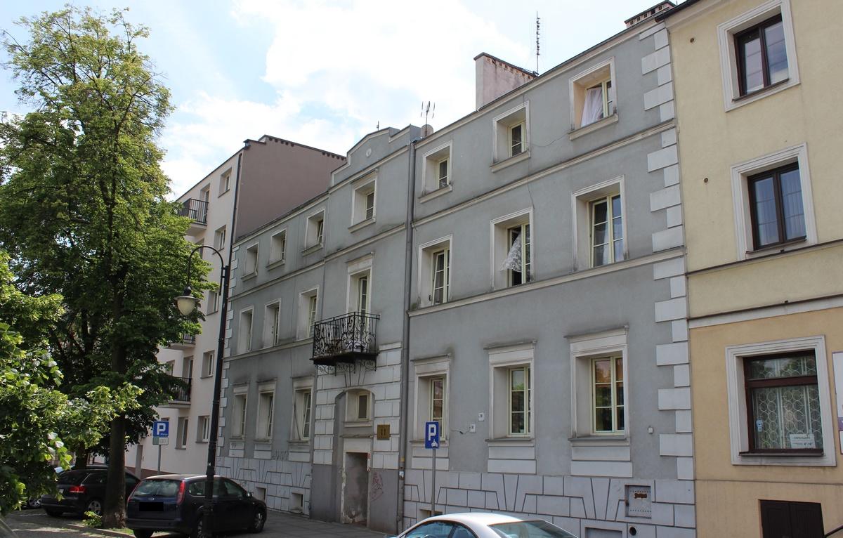 11 Kwiatka Street (photo by P. Dąbrowski), JewishPlock.eu