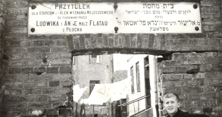 13a Zduńska Street (The Flatau Jewish Home for the Elderly and Disabled)