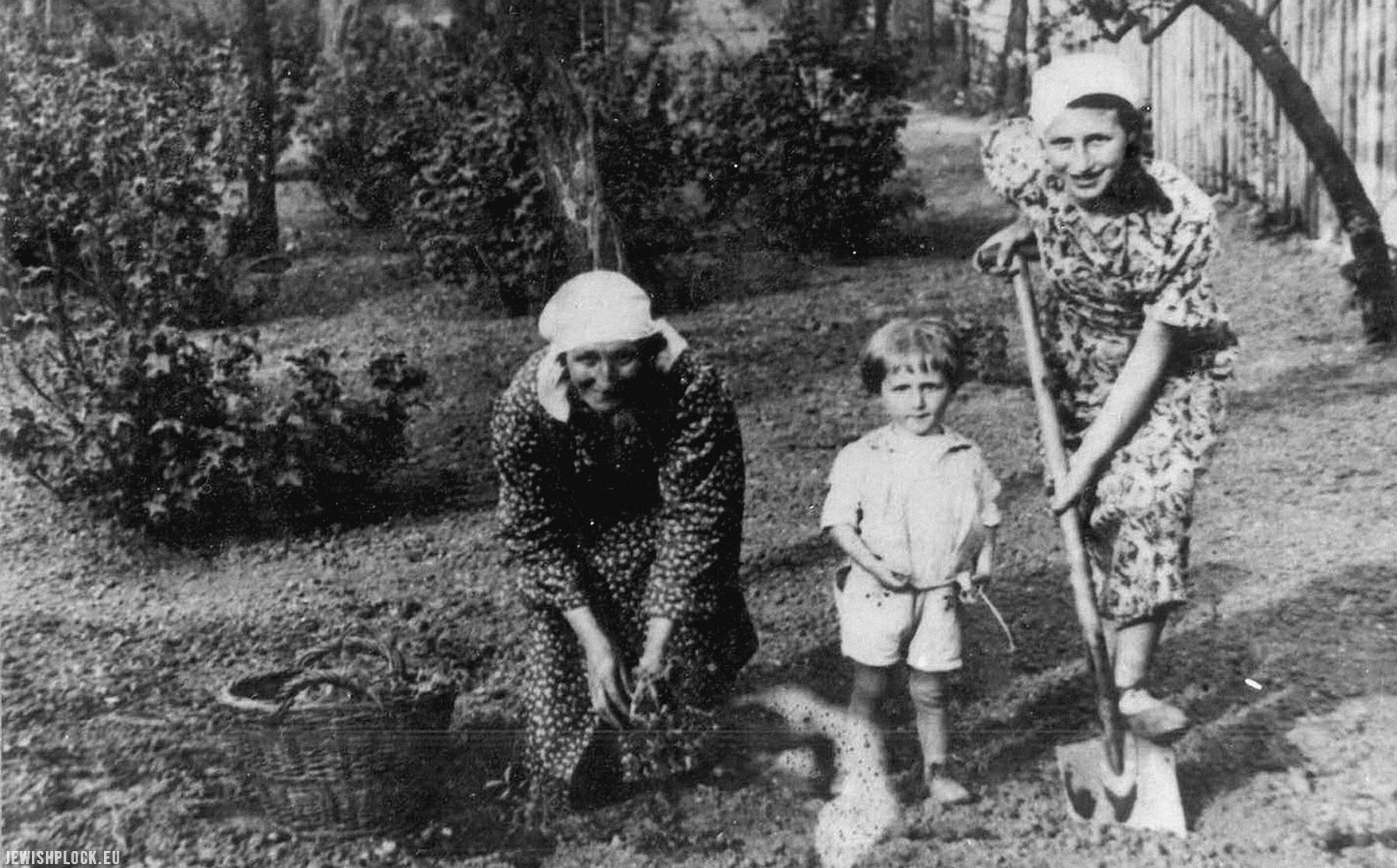 Rodzina Guterman i Alterowicz