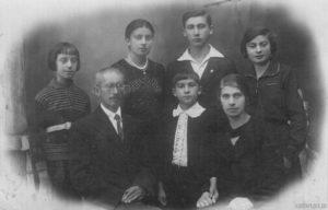 Rodzina Bieżuńskich, JewishPlock.eu