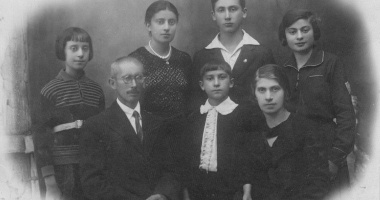 The Bieżuński family