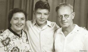 Rodzina Marienstras, JewishPlock.eu
