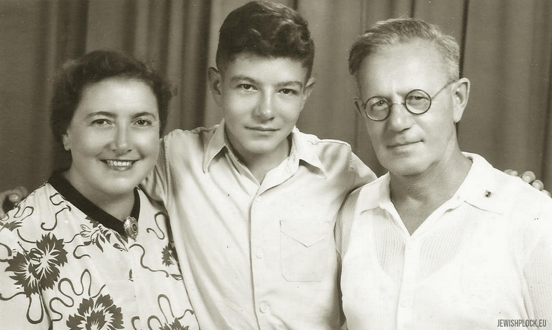 The Marienstras family