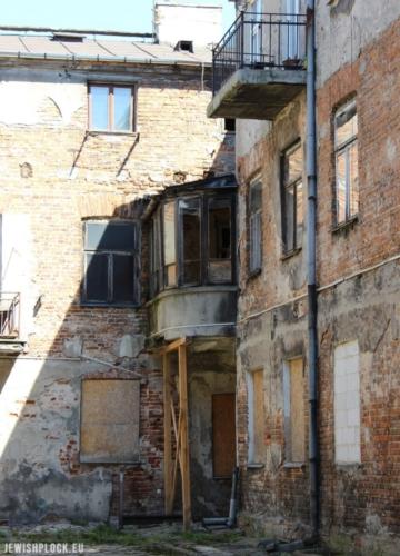 Kuczka przy ulicy Grodzkiej 8 (fot. P. Dąbrowski)