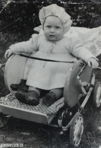 Regina Fuks, 1947 rok