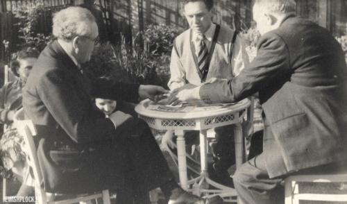 Szmuel (Sam) Celner, Abraham Icek (Abe) Żwirek i Mejer (Max) Celner