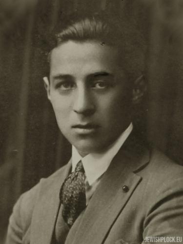 Gustaw Cyprys, lata 20. XX wieku