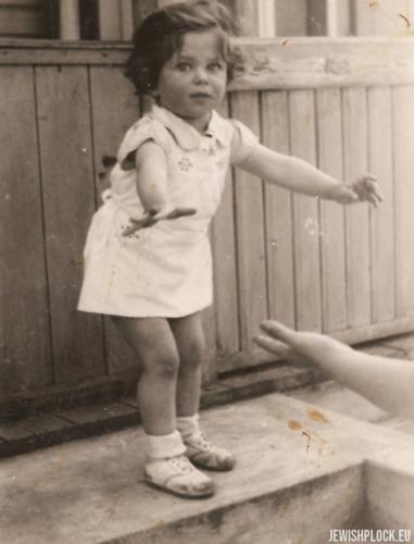 Joasia Wajcman, Świder czerwiec 1939 roku