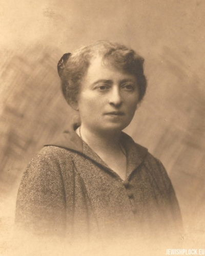 Ewa Żurkowska, Warszawa pocz. XX wieku