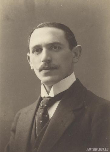 Paweł Goldstein (fotografia ze zbiorów prywatnych Piotra Goldsteina)