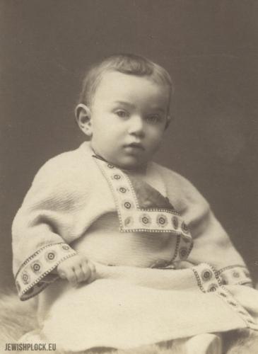 Jan Goldstein (fotografia ze zbiorów prywatnych Piotra Goldsteina)