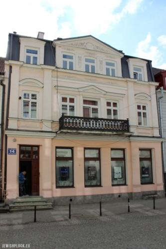 Kamienica przy ulicy Grodzkiej 14, fot. Piotr Dąbrowski