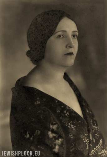 Bella, siostra Moszka Holcmana