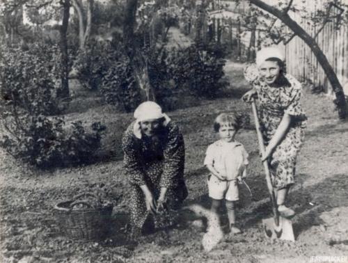 Kuba Guterman, Lodka Chuczer i Małka Grosman, l. 30. XX wieku