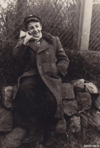 Kuba Guterman, 1950 rok