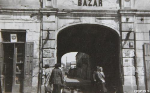 Ulica Kwiatka, przed 1939 r. (fotografia ze zbiorów prywatnych Sandry Brygart Rodriguez)