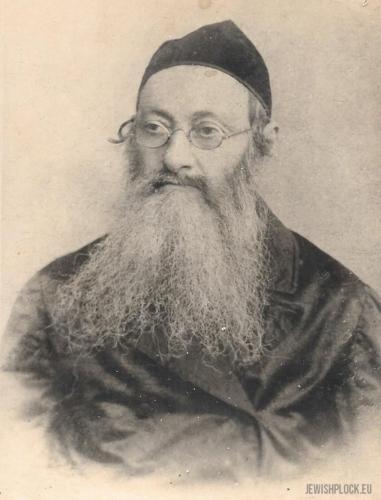 Nisan Brojde – dziadek Kazimiery Marienstras z domu Butkiewicz