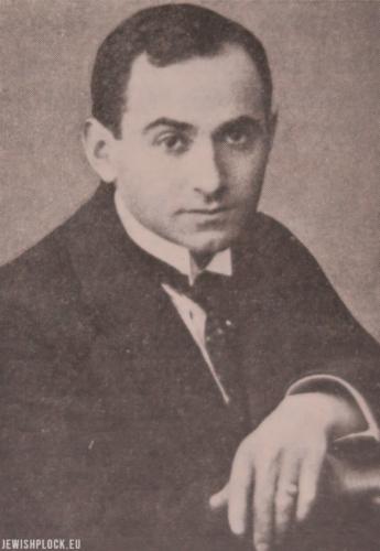 Maksymilian Eljowicz (ze zbiorów Jakuba Gutermana)