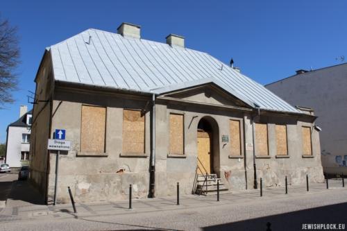 Kamienica przy ulicy Kazimierza Wielkiego 6, w której Kazimierz Mayzner mieszkał w latach 1917-1920, fot. P. Dąbrowski