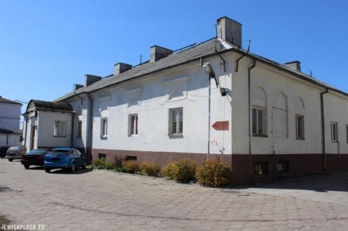 Budynek dawnego szpitala żydowskiego przy ulicy Misjonarskiej 7 (fot. P. Dąbrowski)