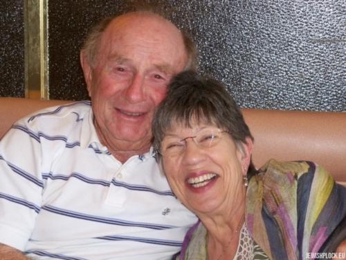 Jack (Icek) Nierób i Sandra Brygart Rodriguez, 4 lipca 2013 rok