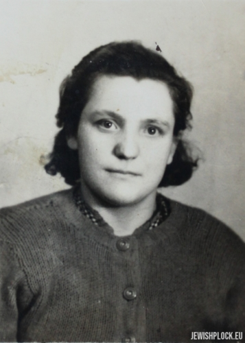 Unknown person, Płock, after 1945