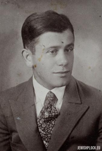 Adolf M., Płock 1934