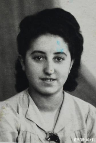 Tobka (?), Płock, po 1945 roku