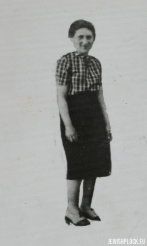 Unkown person, Płock, after 1945