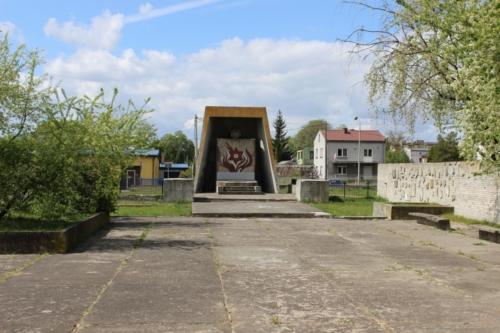 Cmentarz żydowski przy ul. Mickiewicza obecnie (fot. P. Dąbrowski)