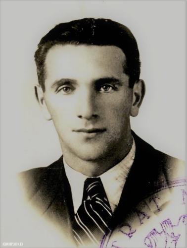 Lewi Strzyg, Płock, lata 30. XX wieku