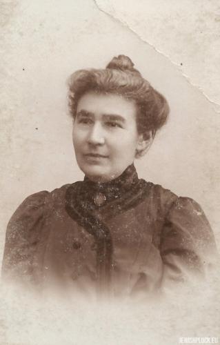 Maria Sadzawka z domu Ungermann