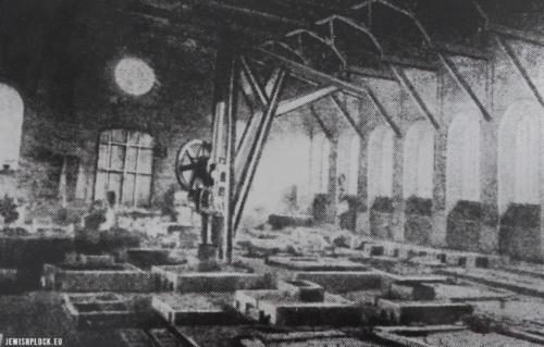 Fabryka Maszyn i Narzędzi Rolniczych Moszka Szlamy Sarny