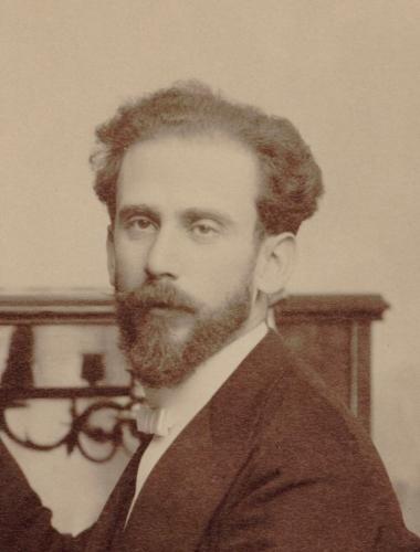 Gustaw Lewita (źródło: Wikipedia Commons)
