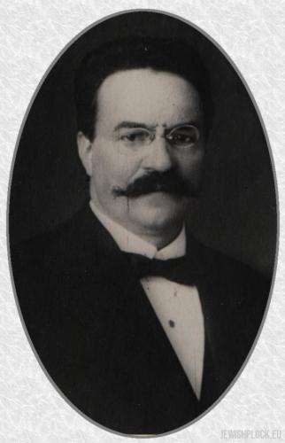 Abram Chaim Szeraszew (później Adolf Szereszewski)