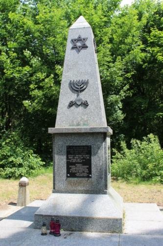 Cmentarz żydowski w Wyszogrodzie (Fot. P. Dąbrowski)