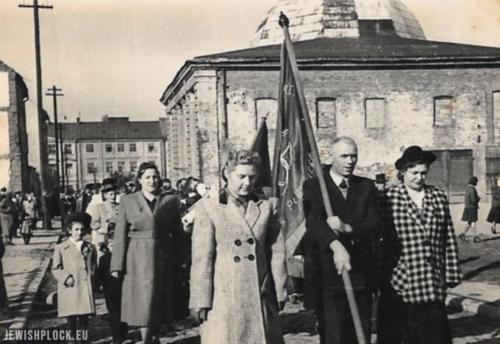Marsz upamiętniający 25 Żydów, którzy zginęli w Holokauście